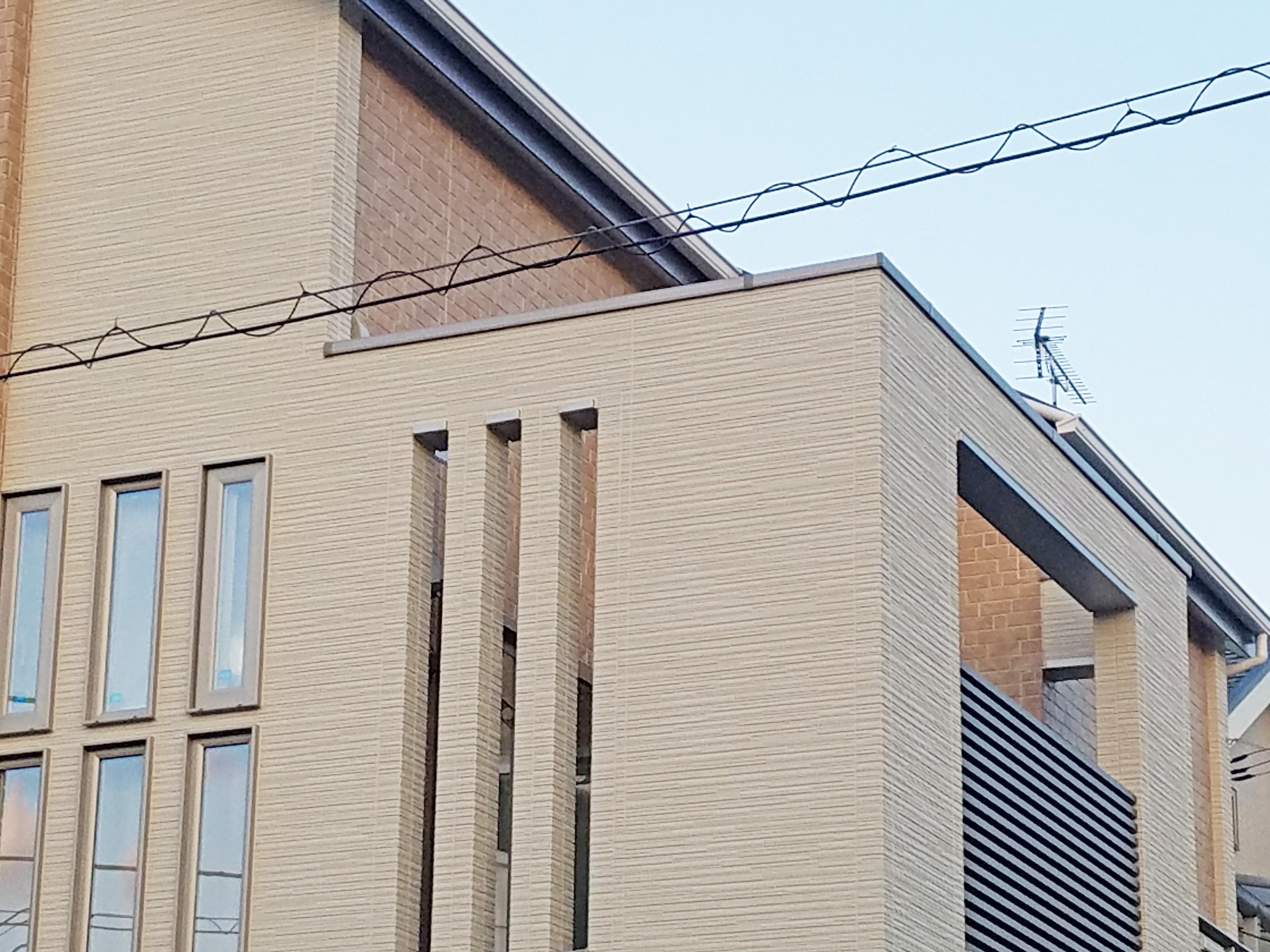エアコン・アンテナセット工事例2_3