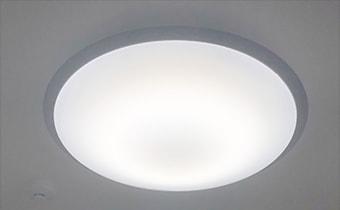 お手持ちのシーリング照明無料設置サービス
