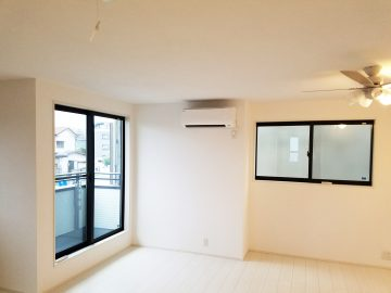 新築エアコン施工事例リビング:東京都葛飾区 T様