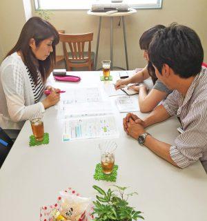 新築エアコン工事ご来社相談:2016-5-21