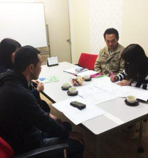 新築エアコン工事ご来社相談:2016-11-05